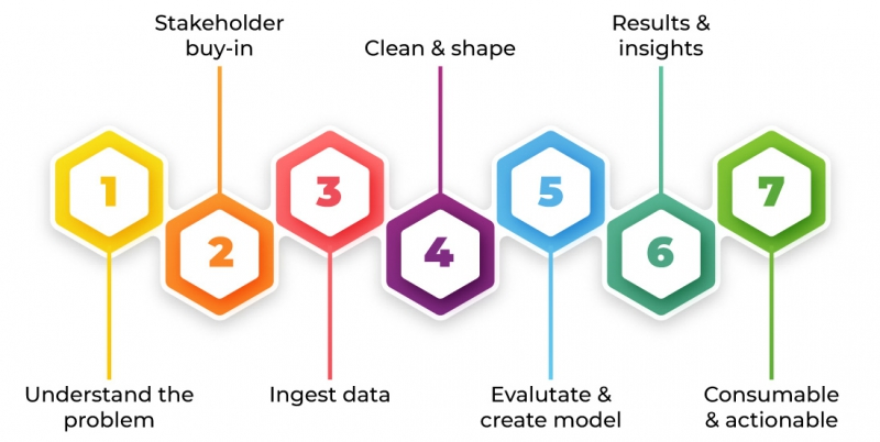 data science consulting process