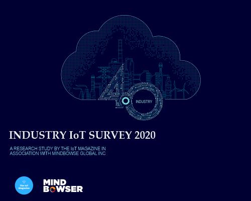Global Industrial IoT Market (IIoT) Trends Report 2020