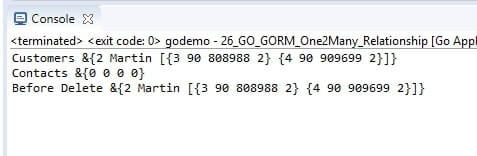 Go With GORM