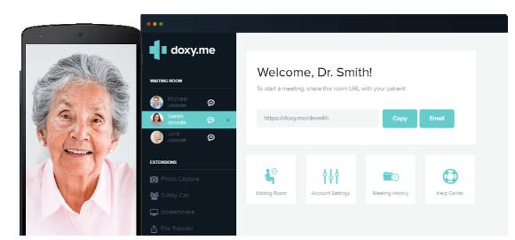 Doxy.me-telemedicine-app
