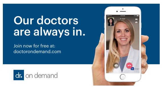 Doctor-on-demand-telemedicine-app