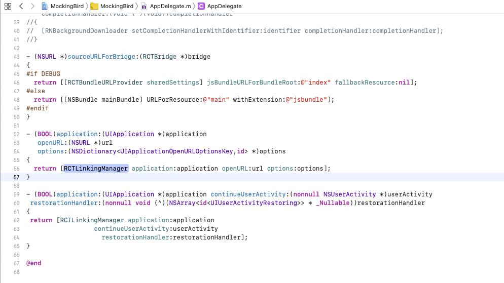 Deep LinkingDeep Linking - React Native iOS - React Native iOS