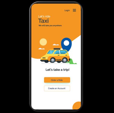Driver Panel - Taxi App Development