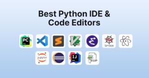 Best-Python-IDE-Code-Editors